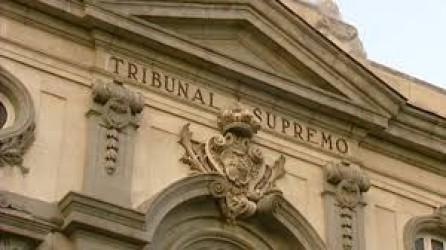 Portada del Trubunal Supremo de Justicia