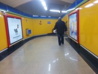Anden del metro
