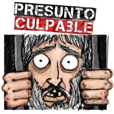 Presunto culpable
