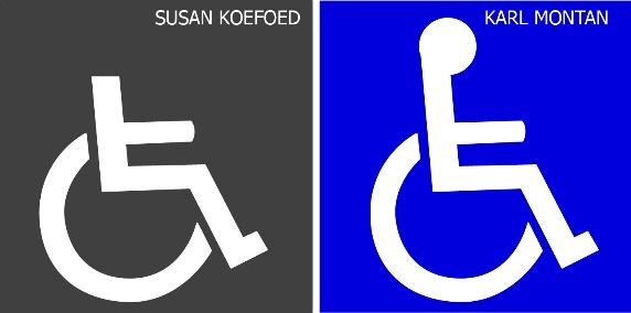 SIA, símbolo Internacional de Accesibilidad