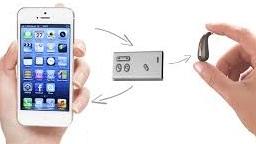smartphone y audifono